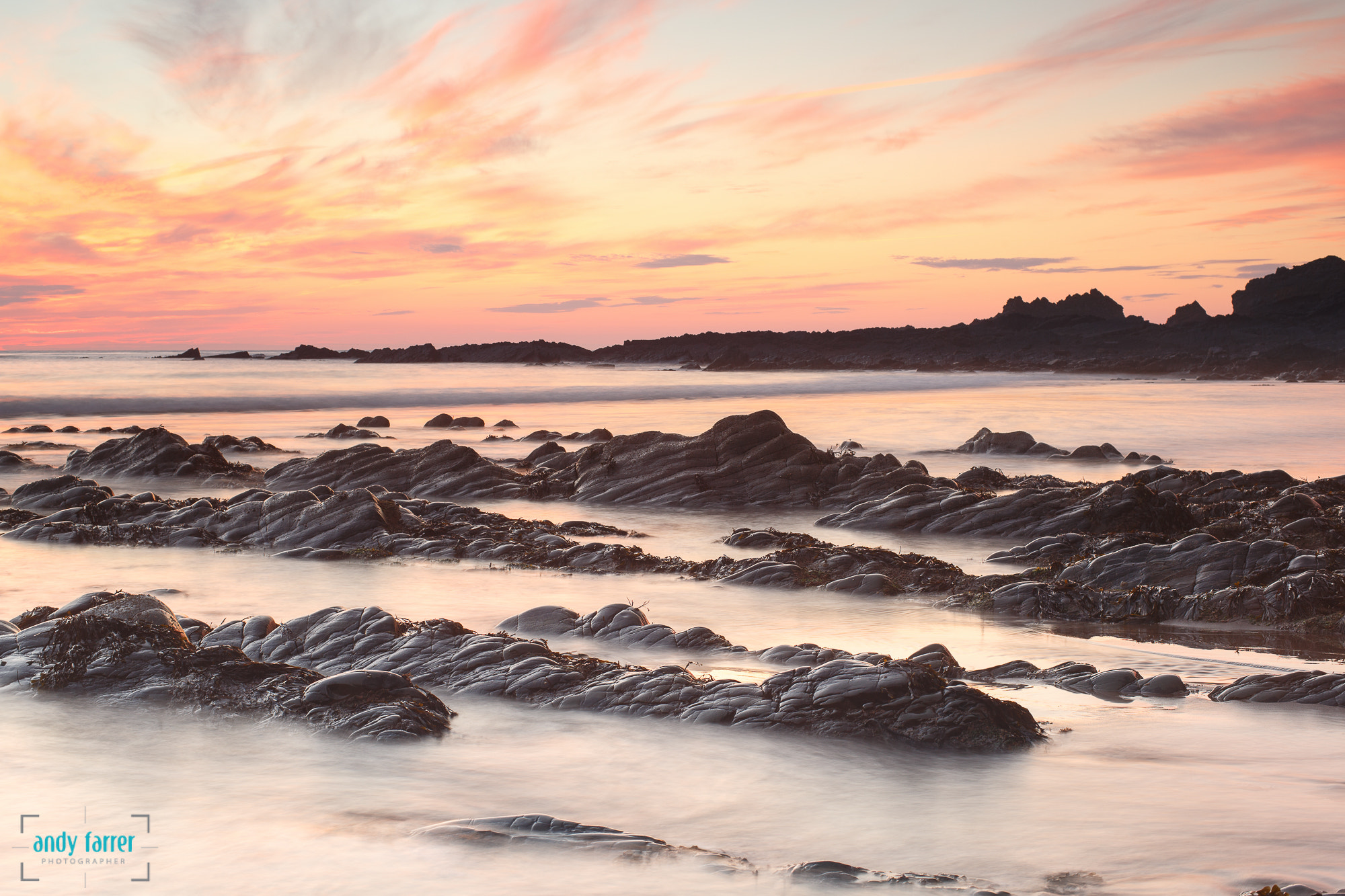 Photograph Hartland Sunset by Andy Farrer on 500px