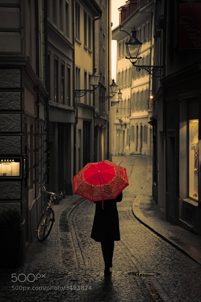 Photograph Red Rain by Stefano Corso on 500px