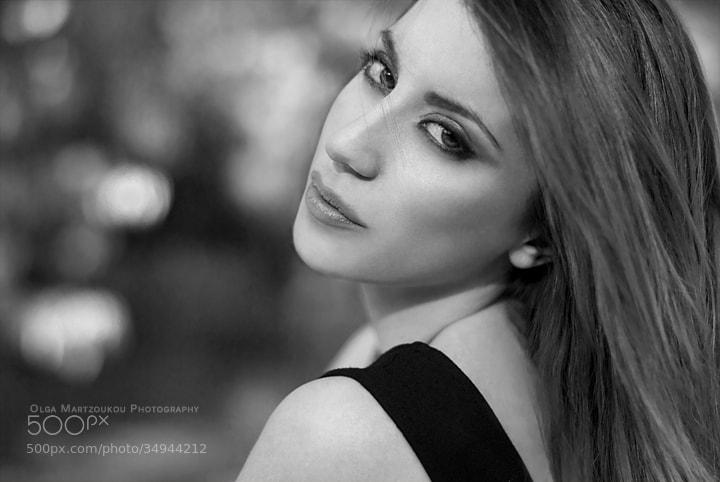 Photograph Gently by Olga Martzoukou on 500px