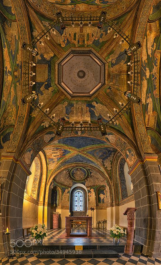 Photograph Vertorama Doppelkirche Schwarzrheindorf by Kai Böhm on 500px