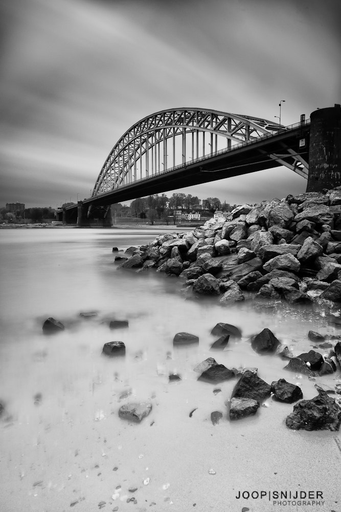 Photograph Waal Bridge by Joop Snijder on 500px