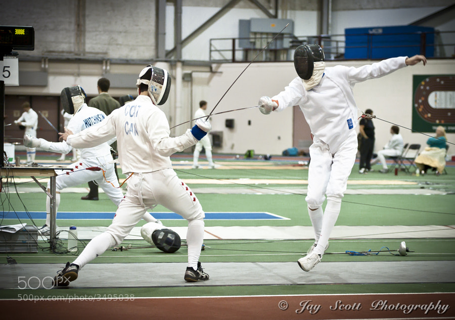 2011 CSC Action - Epee - 1 by Jay Scott (jayscottphotography) on 500px.com