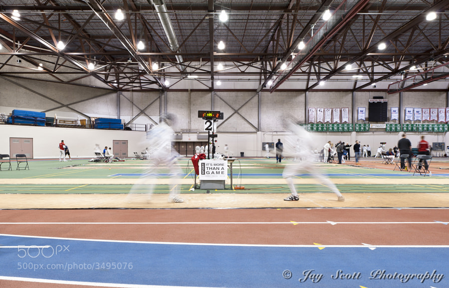 2011 CSC Action - Epee - Blur by Jay Scott (jayscottphotography) on 500px.com