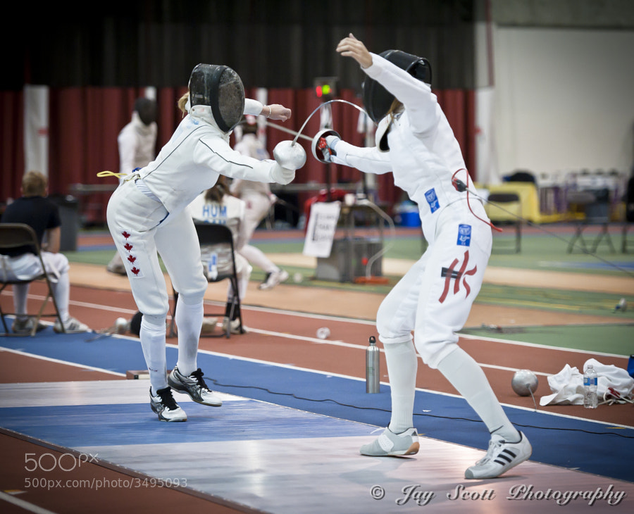 2011 CSC Action - Epee - 2 by Jay Scott (jayscottphotography) on 500px.com