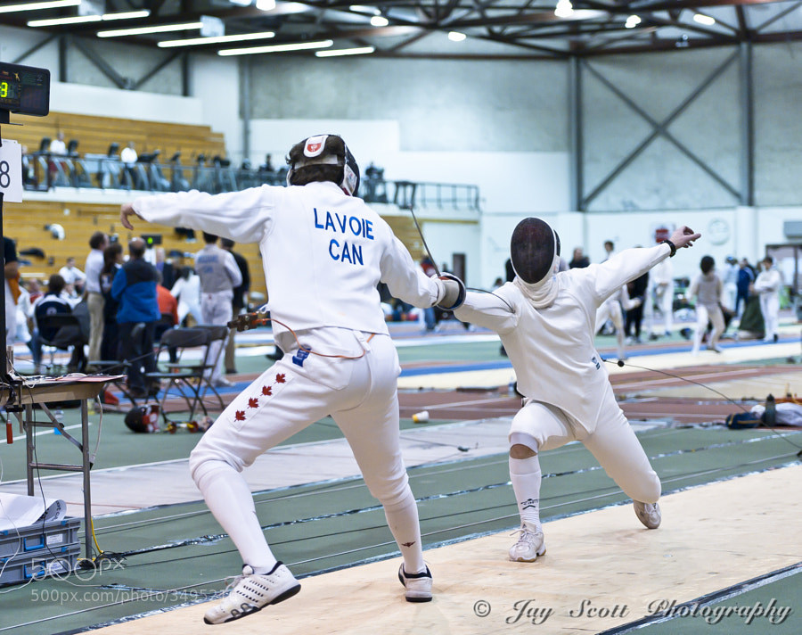 2011 CSC Action - Epee - 3 by Jay Scott (jayscottphotography) on 500px.com