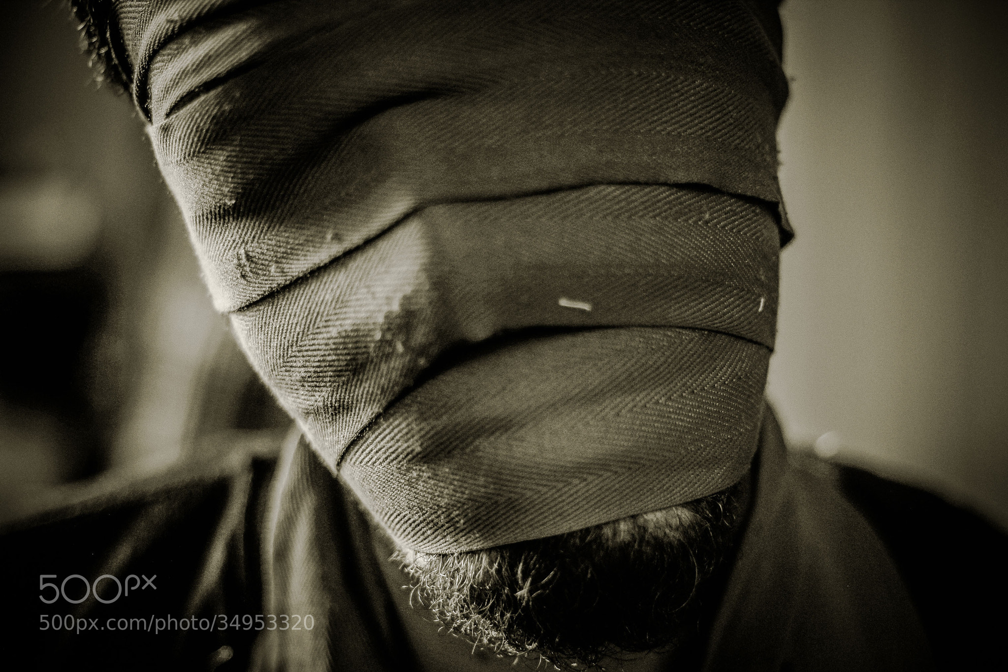 Photograph Silence ! #Self Portrait  by Qusay Abo Baker on 500px