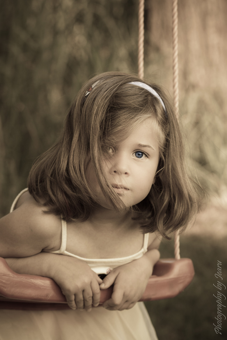 Photograph The child by Jeannette Rudloff on 500px