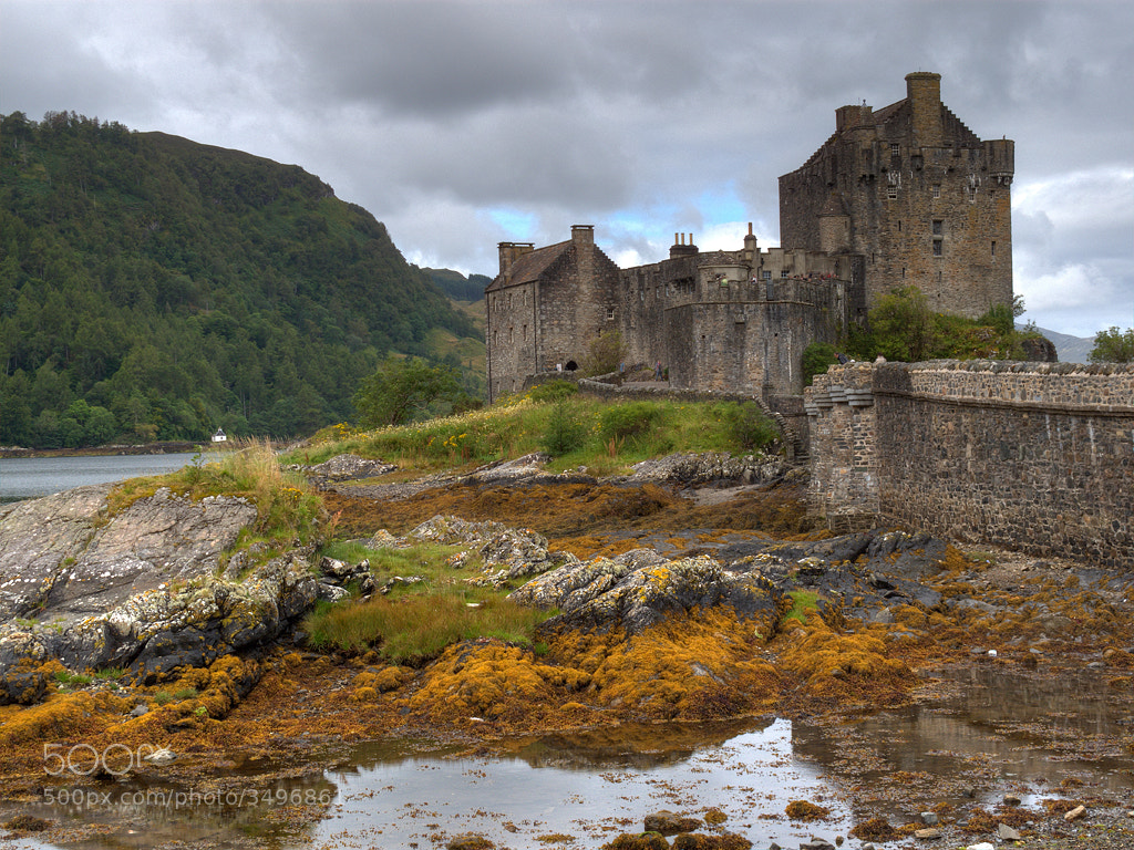 Photograph Eilean Donan Castle 6 by Michele Galante on 500px