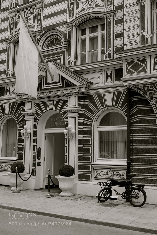 Photograph Hotel Opera by Joe@Plasmatico  on 500px