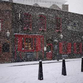 London Snow Storm by Davide Lasi (davidelasi)) on 500px.com