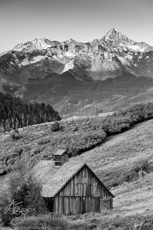 Photograph Towering Telluride by Adam Barker/AdamBarkerPhotography.com on 500px