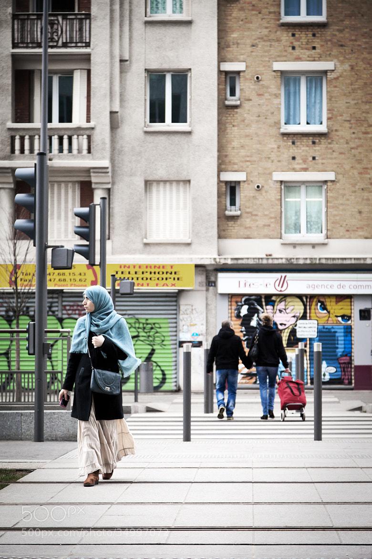 Photograph Les passants (part 1) by Remy Frints on 500px