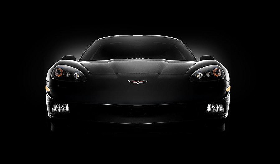 Corvette, автор — Faisal Manzoor на 500px.com