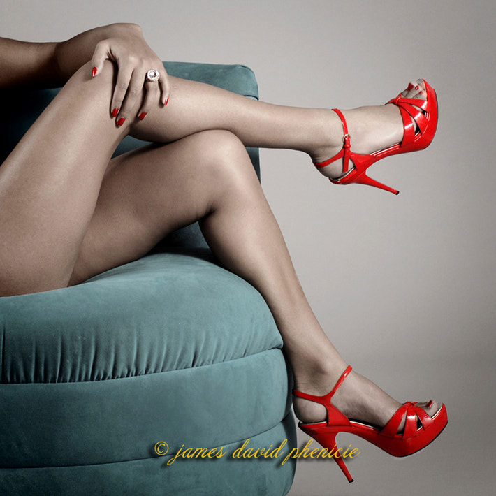 Photograph Red Shoes by James David Phenicie on 500px