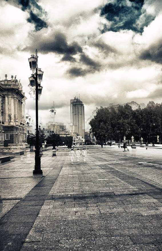 Photograph Madrid by Juan Mata on 500px