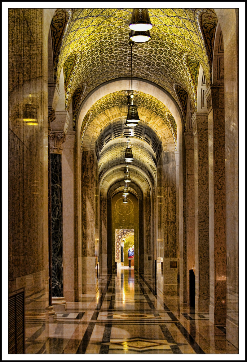 Photograph Corridor of Light and Souls by Tom  Shacochis on 500px