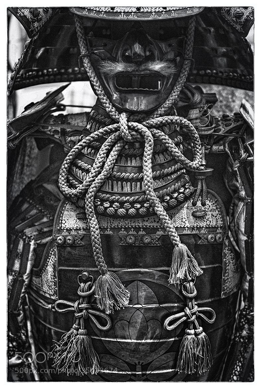 Photograph Phantom Warrior 2 (BW Film Noir) by Jon Sheer on 500px