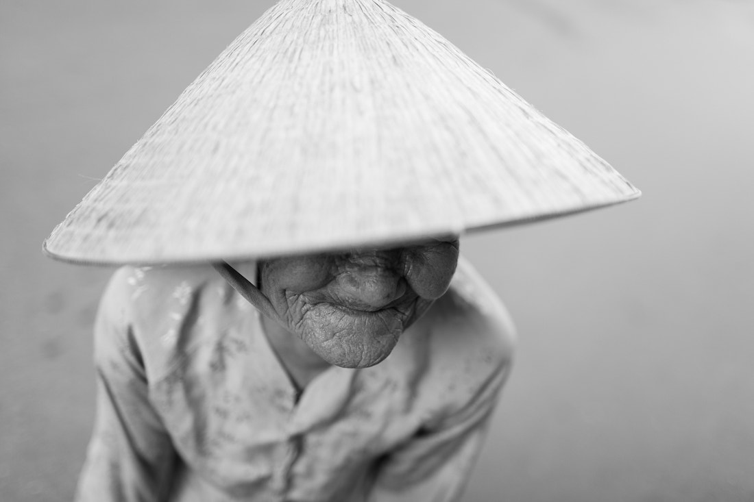 Photograph Hoi An lady by Etienne Bossot on 500px