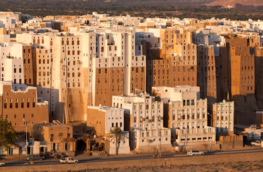 Great walls of Shibam by Ksenia Voeykova on 500px.com