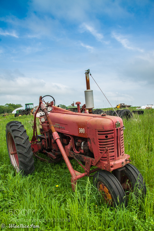 Photograph Traktor by Samir Mohanty on 500px