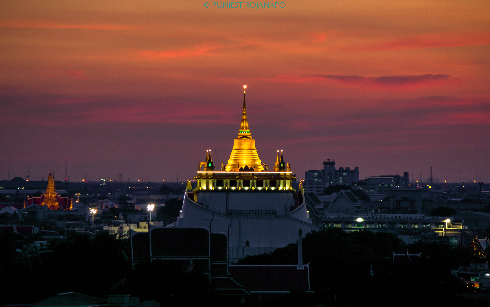 Photograph The Royal Temple by Puniest Rojanapo on 500px