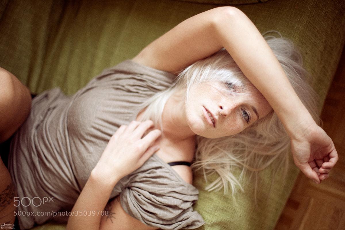 Photograph Anastasia by Benjamin Brocks on 500px