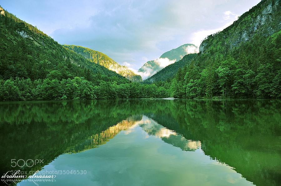 Photograph Reflection by Ibraheem Alnassar on 500px