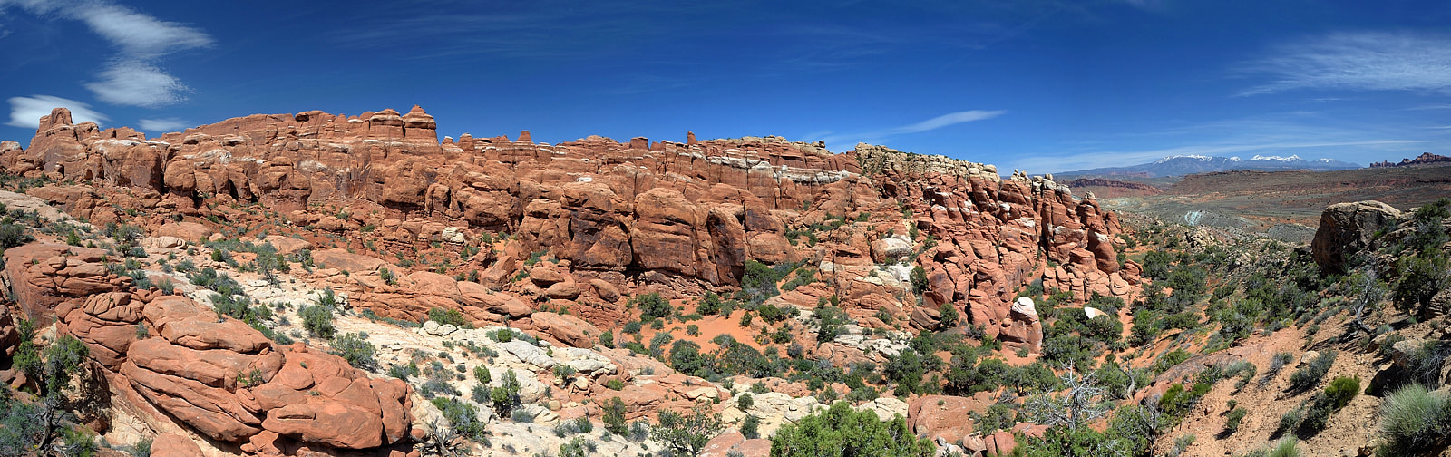 Photograph Fiery Furnace Panorama by Jimmy De Taeye on 500px