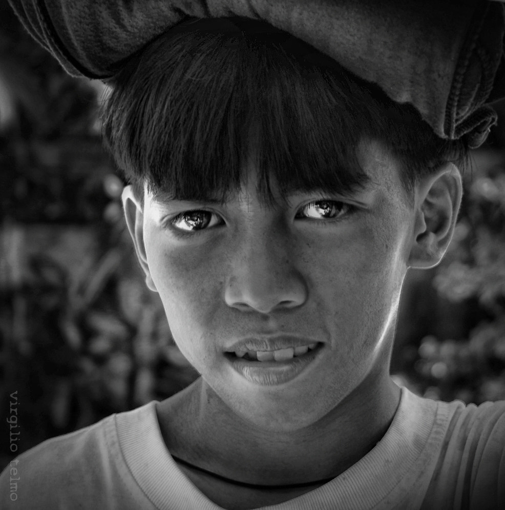 Photograph Bright eyes by Vey Telmo on 500px
