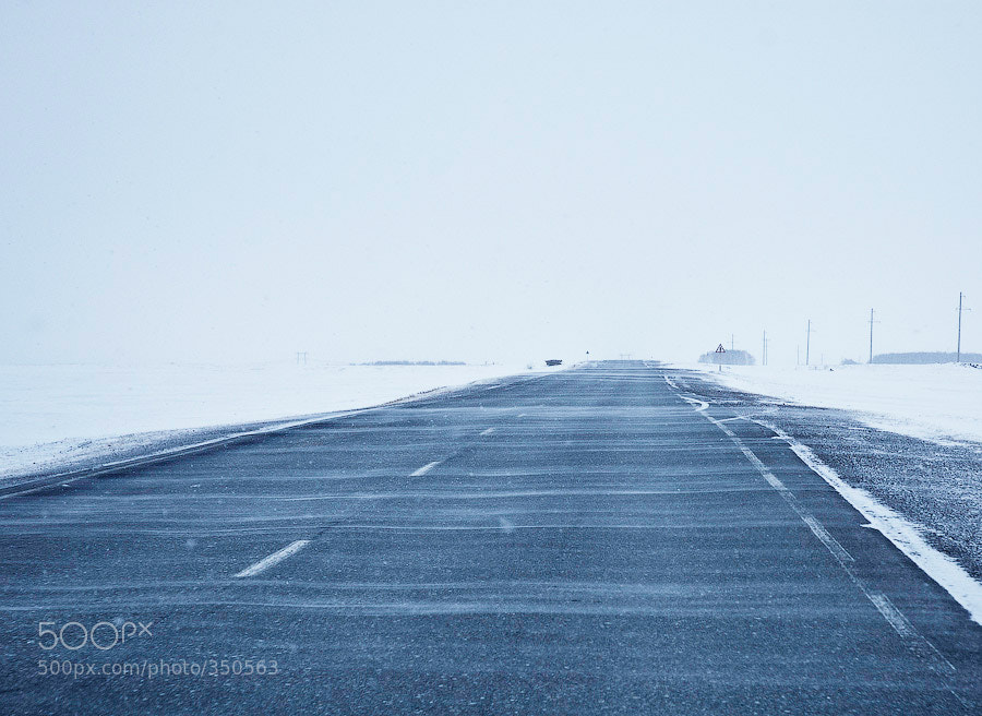Photograph Road to nowhere by Alexander Awerin on 500px