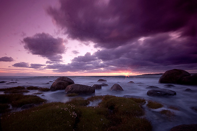 Photograph Stormy Waters by Erik Bernskiold on 500px