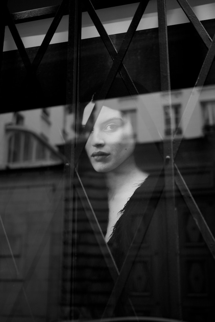 Photograph Paris Girl by Gabriel Martin on 500px