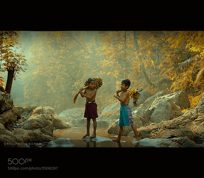 Photograph Best friends by Hendro Alramy on 500px
