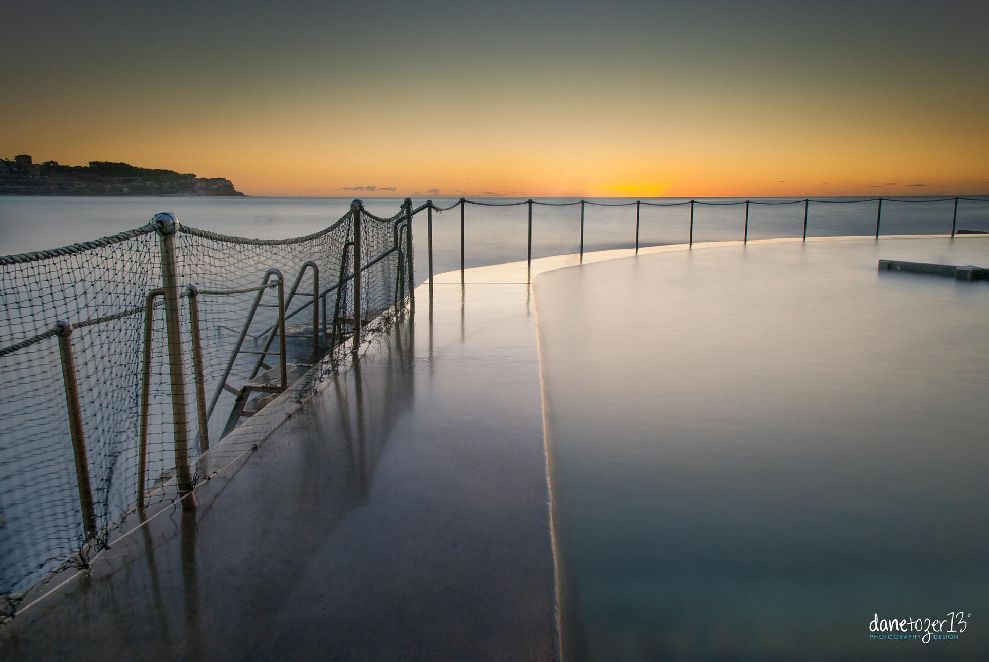 Photograph Bronte pool by Dane Tozer on 500px