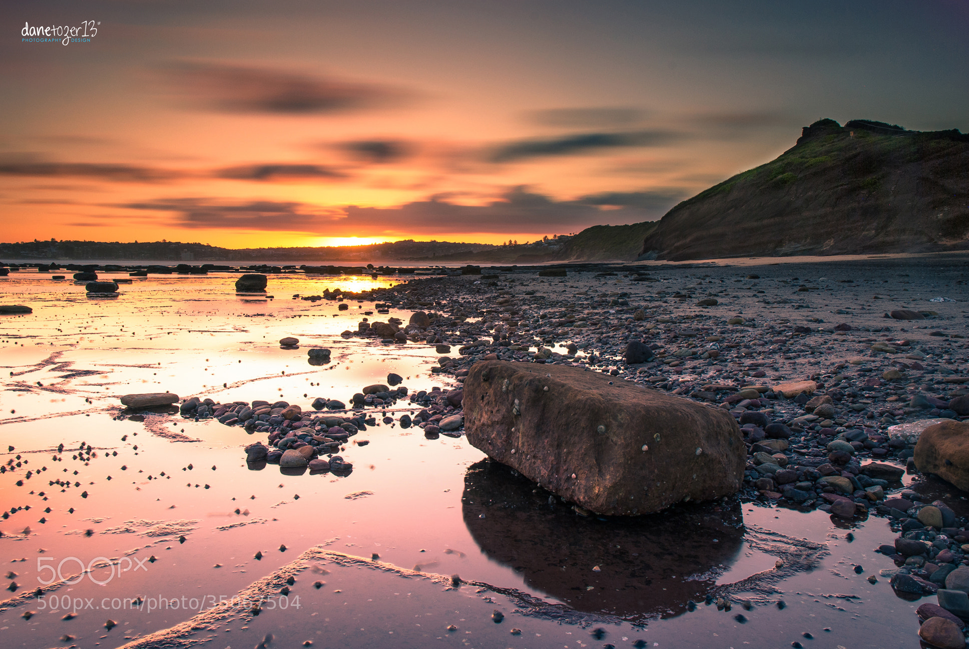 Photograph Long Reef Sunset by Dane Tozer on 500px