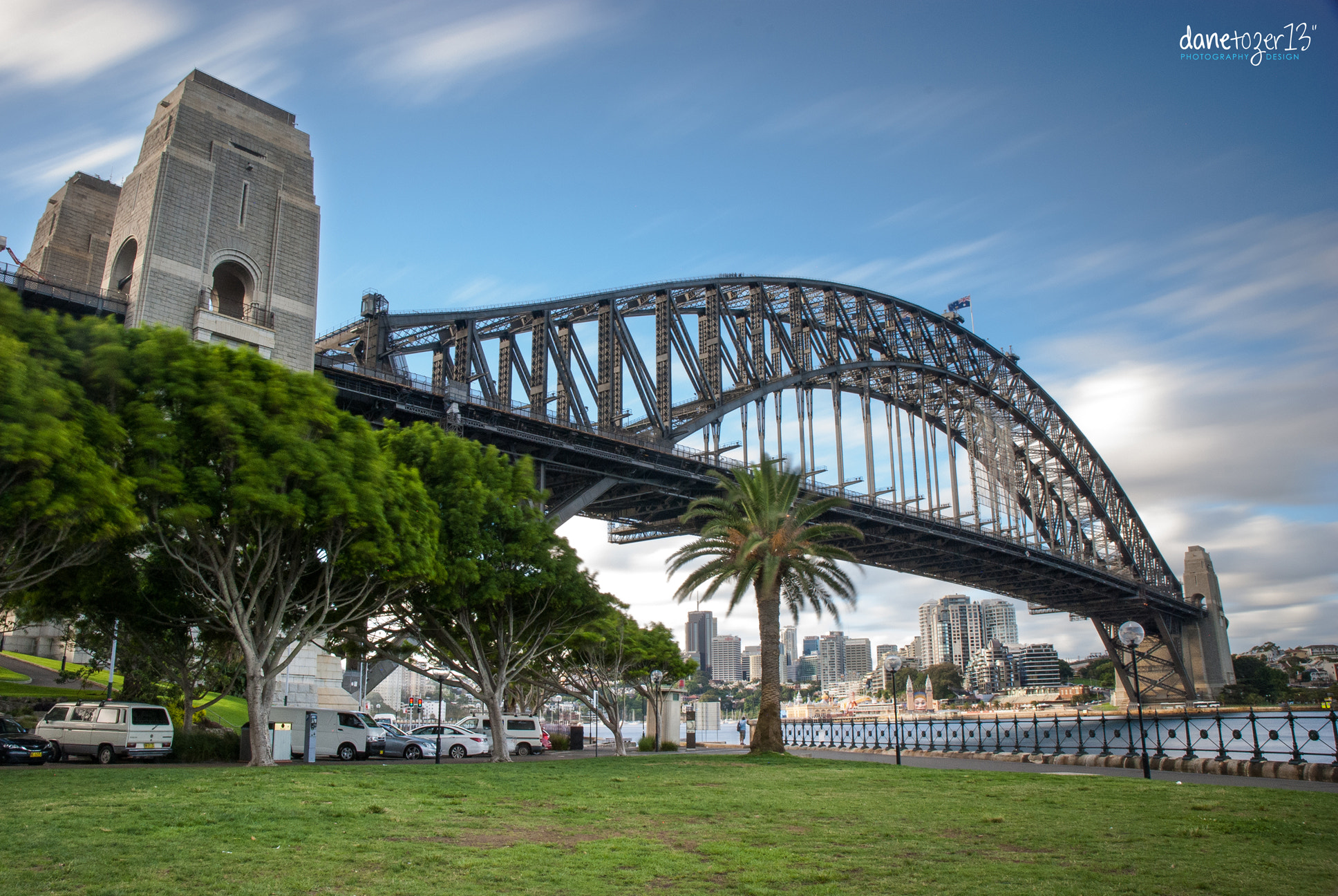 Photograph Harbour Bridge by Dane Tozer on 500px