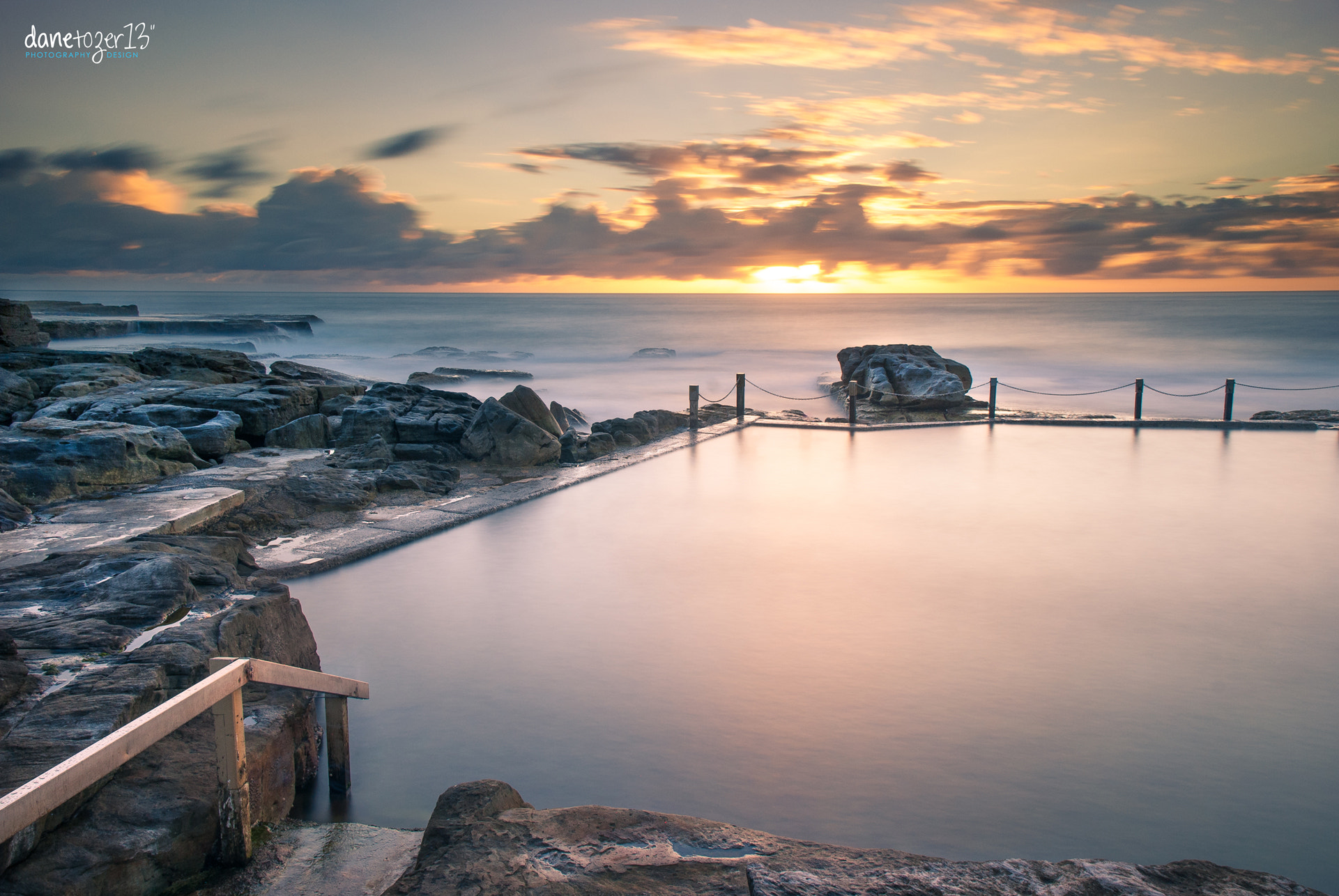 Photograph Mahon pool colours by Dane Tozer on 500px