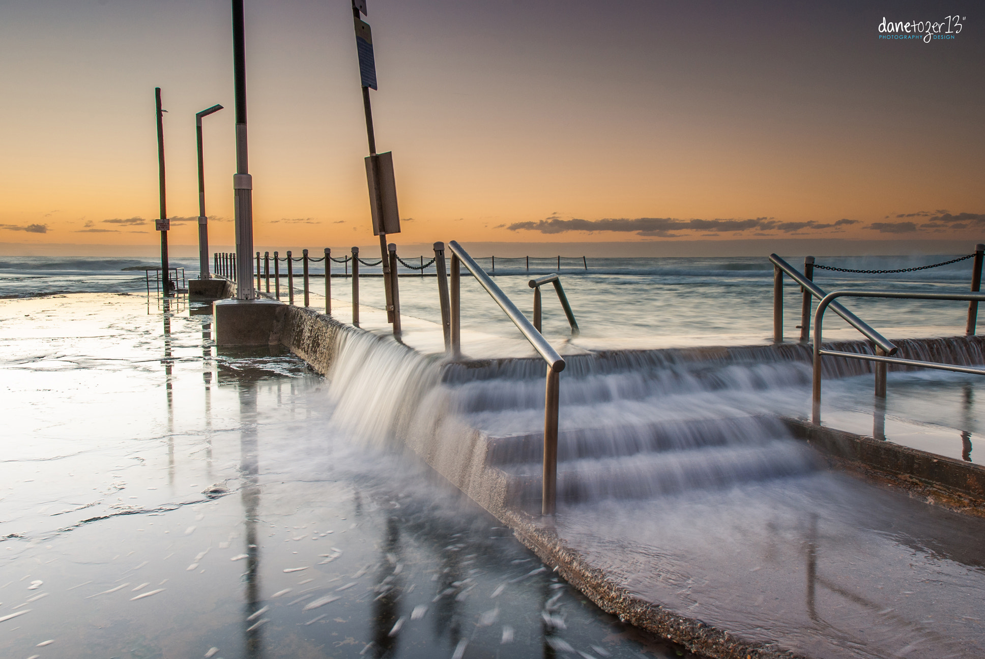 Photograph Mona Vale pool by Dane Tozer on 500px