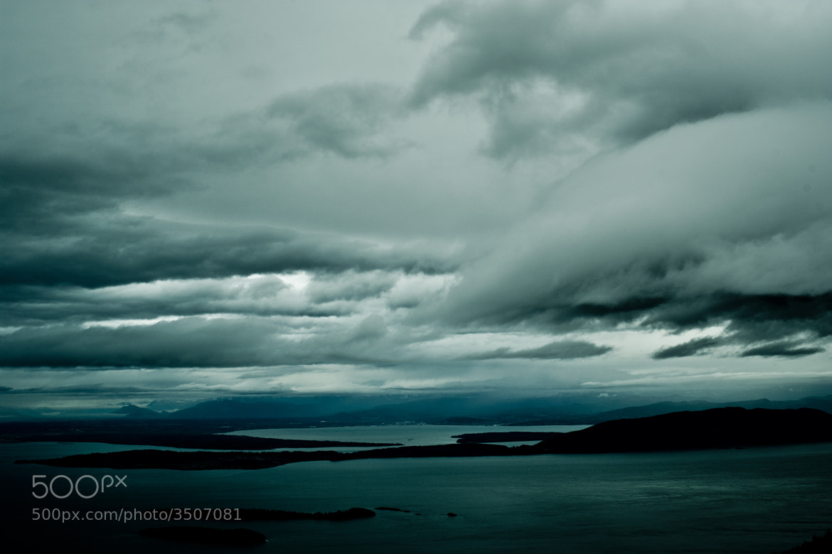 Photograph Clouded by Mukul Soman on 500px