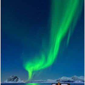 Aurora Smoke by Christian Bothner on 500px.com