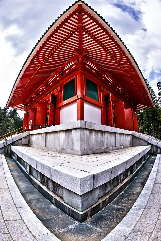 Photograph Temple Edge by hugh dornan on 500px