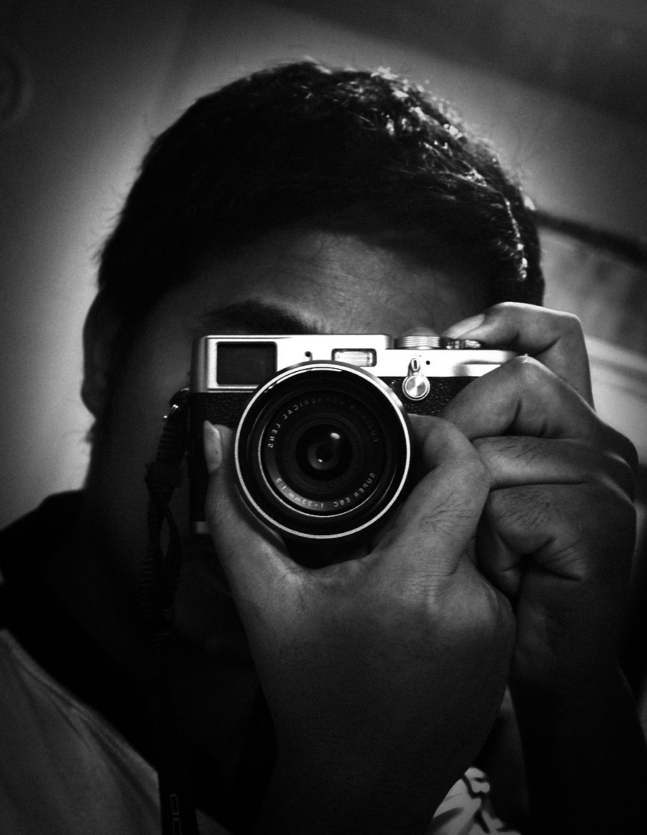 Photograph me & X100 by Attapon Ramkomut on 500px