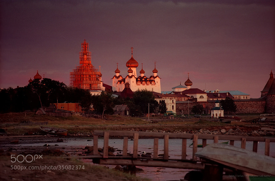 Photograph Solovki monastery by Vladimir Orlov on 500px