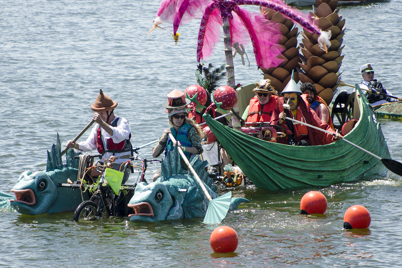 Photograph Kinetic Sculpture Race 1 by André Barnett on 500px