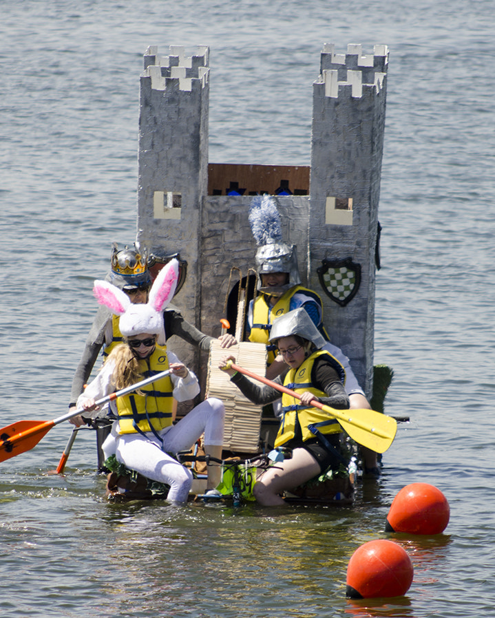 Photograph Kinetic Sculpture Race 2 by André Barnett on 500px