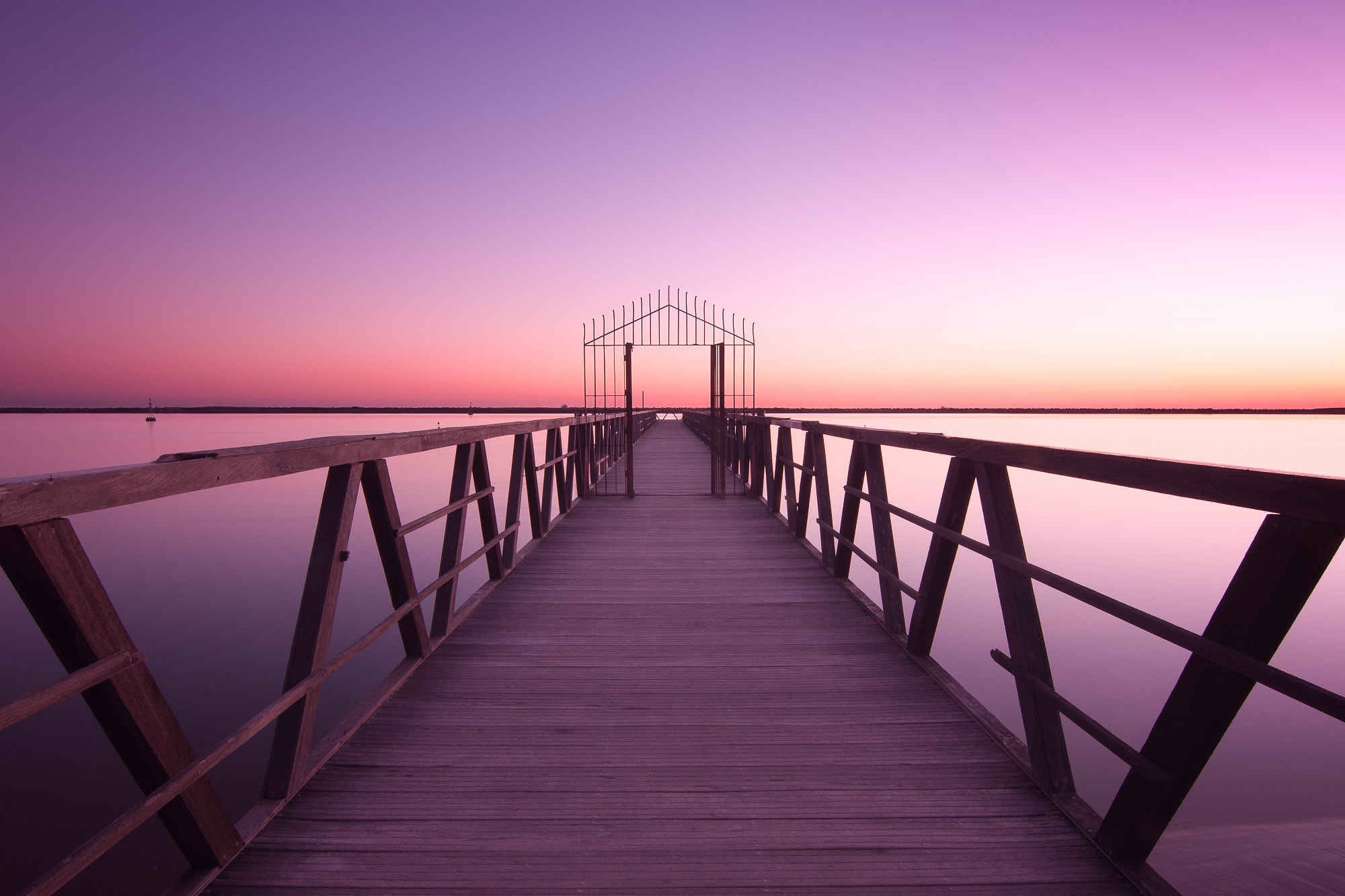 Photograph Dock by Alberto B. R. on 500px