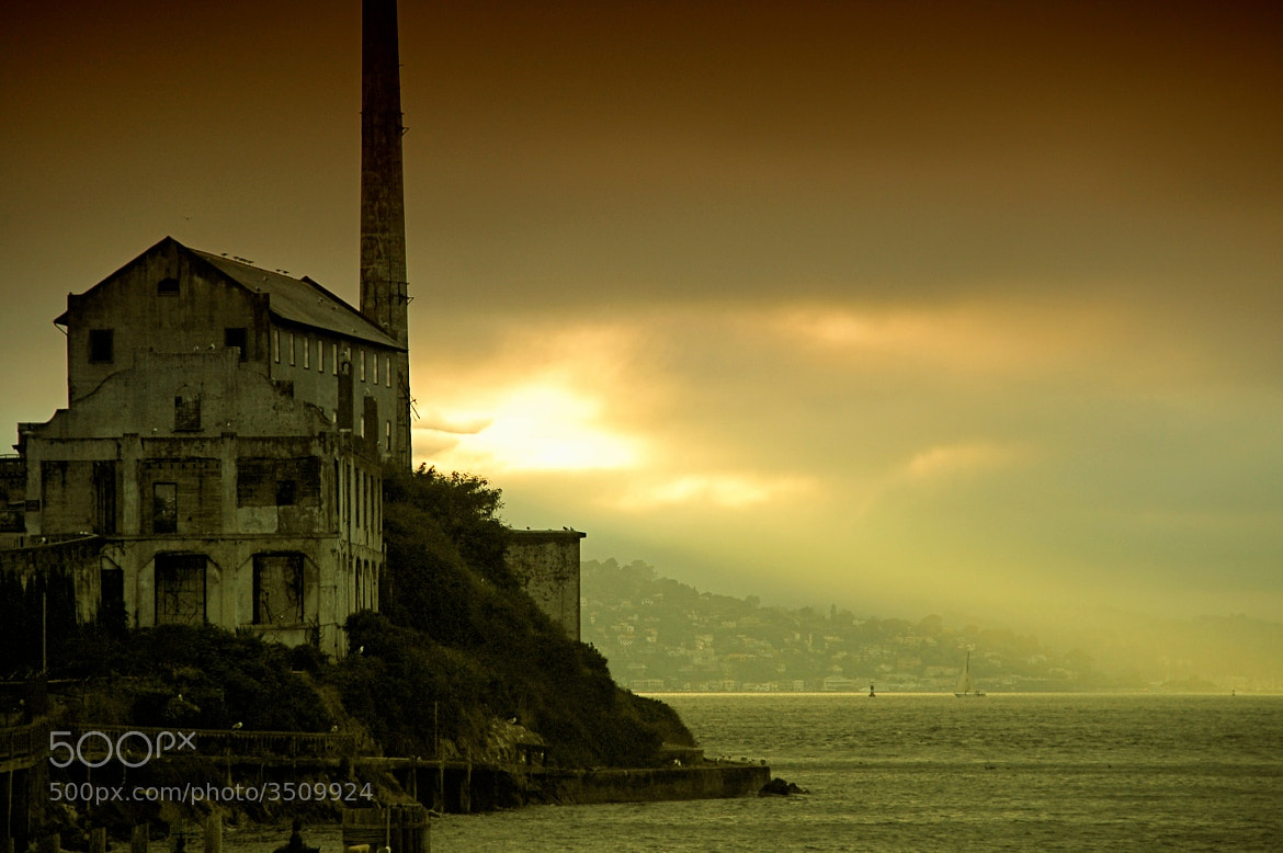 Photograph alcatraz by Rey Spadoni on 500px
