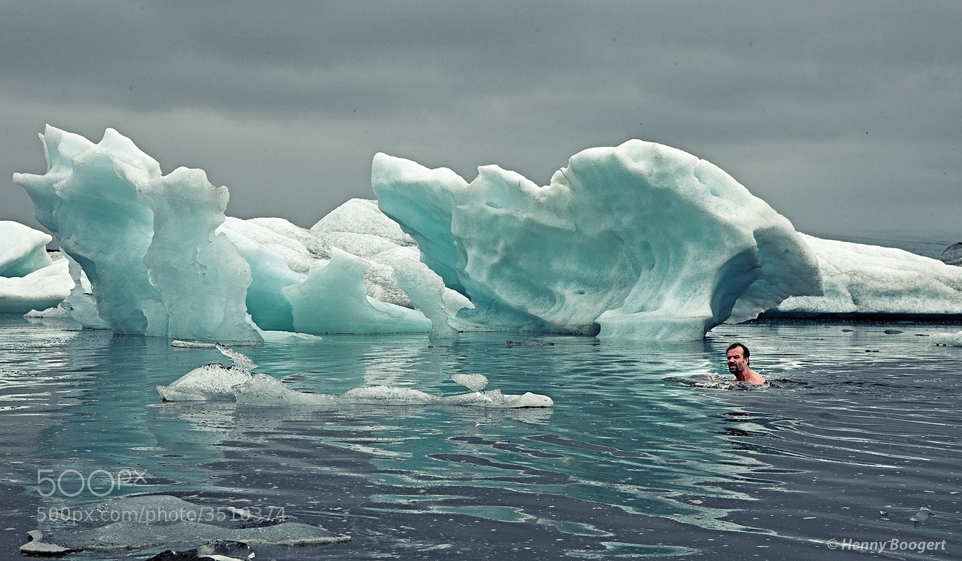 Photograph Wim Hof - The Iceman by Henny Boogert on 500px