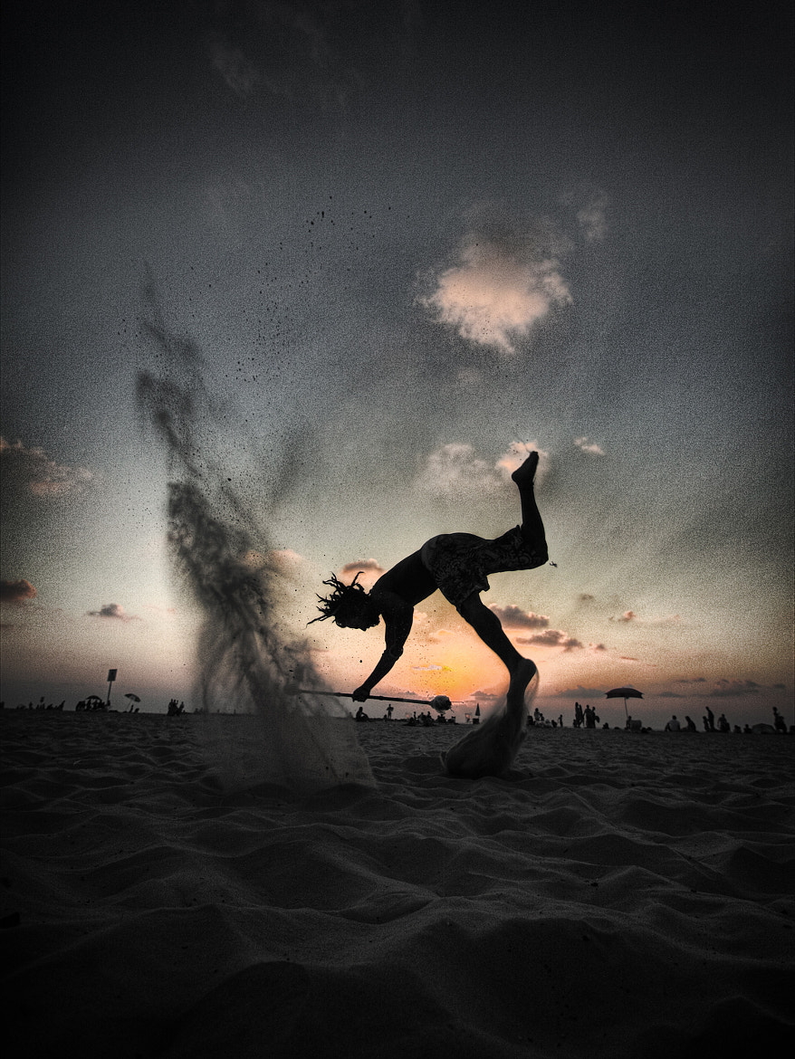 Photograph Sand Dance by Noam Mymon on 500px