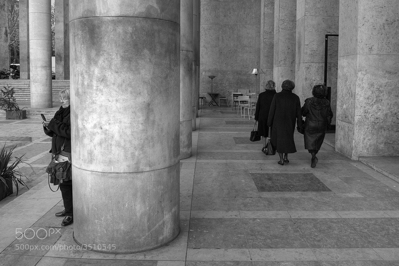 Photograph Four Women by Michel Desjardins on 500px